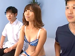 Small Dicked Asian Guys Having Fun in..