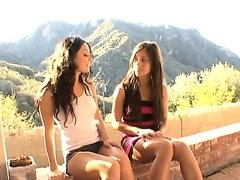 Alyssa Reece And Melissa Jacobs In..