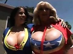 Freaks of Boobs Long Video 6