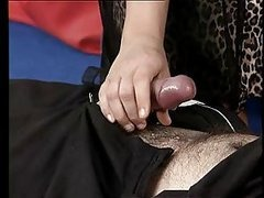 Hot Retro Handjob