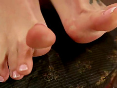 Hot Hardcore and Foot Fetish Action..