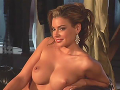 Sizzling hottie Monica Leigh is such a..