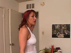 Desirable milf Vanessa Videl seduces..
