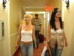 Jordan Ash destroys Melissa Lauren's..