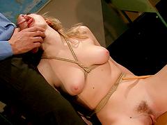Hardcore BDSM and bondage set of porn..