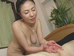 Horny Asian Milf Kyoko Misaki Loves..