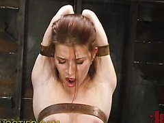 Cutie Will Learn What Bondage and BDSM Is All About