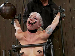 Cute Lorelei Lee gets tortured and..