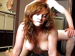 Amateur wife gets fucked on the..