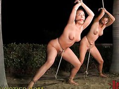 Helpless Girls Totally Bounded To..
