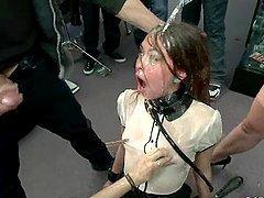 Chanel Preston gets tortured and..