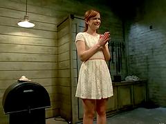 Two redhead chicks make an amazing..