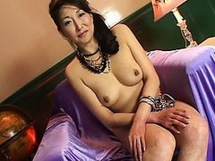 Nanako Shimada beautiful mature asian..
