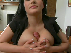 Sleazy fucking whore with big ass and big tits