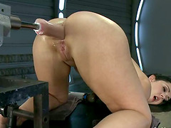Hot Angell Summers gets toyed in the..
