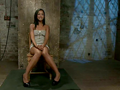 Exotic sex slave Skin Diamond is under..
