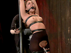 Nice Remy LaCroix gets toyed in her..