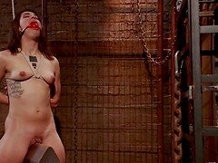 Hot Bianca Stone gets dominated by..