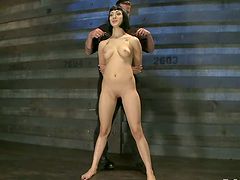 Bonded Asphyxia Noir gets humiliated..