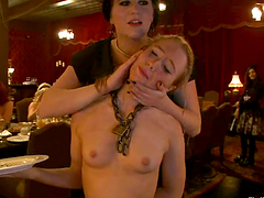 Bonded Iona Grace gets humiliated at..