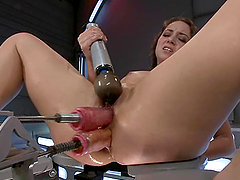 Remy LaCroix enjoys being double..
