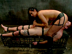 Femdom and Pegging Fun in Extreme..