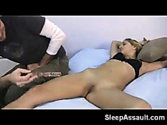 Sleeping Beauty Fucked Hard