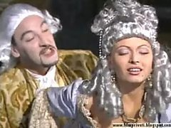 18th Century Hardcore Orgies in Italian Retro Por Film