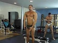 Twink Rubs Gay Muscle Men's Bodies