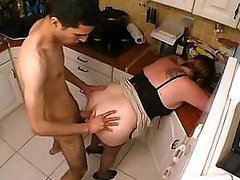 Lustful Granny Gets Sodomized and..