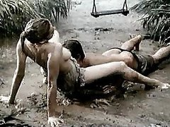 Hot Retro Outdoor Sex Scene From Je Te..