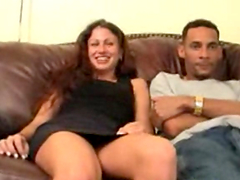 Monster cock passion for a slutty babe
