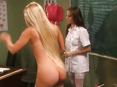 Nurse Jolean Gets An Enema From The..