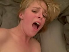 Anal Pounding With The Hot Blonde..