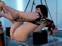 Bondage Femdom Video with Katherine..