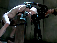 Kinkiest Femdom Action with Maitresse..
