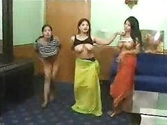 Hot Arab Teens Strip and Show Their..