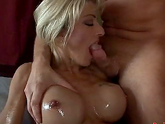 Sizzling milf Lexi Carrington gets..