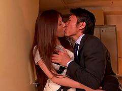 Sexy Japanese Teacher Yuna Shiina..