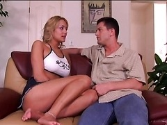 Trina Michaels' Feverish Asshole Needs..