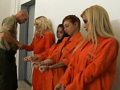 Busty Blonde Inmate Shyla Stylez Does..