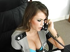 Officer Jenna Presley Getting Fucked..
