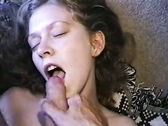 Hairy Blonde Anal Slut Gets Fucked and..