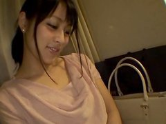 Getting and Asian Babe Wet and Horny..