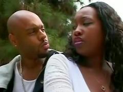 Sexy Ebony Slut With Big Boobs Is..