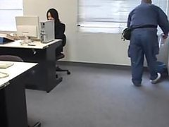 Asian Office Lady Drugged and Fucked..