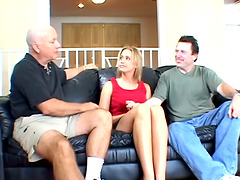Gifted Dude Pounded Hard Some Blondes..