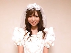 Newly Wed Yuu Asakura Sucks Cock and..
