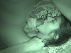 Hot Amateur Sucking Cock and Getting..