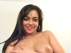 Beautiful Indian Girl With Awesome..